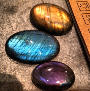 Mermaid Stones on Etsy sells these beauties! Labradorite, Untreated, all natural gorgeous stones ready to bezel set!
